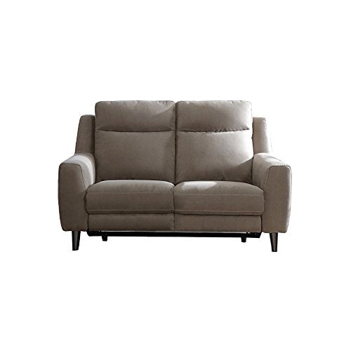 Jamie Living RS-10858 Kepley Power Reclining Sofa, Reclinig Loveseat, Dark Grey
