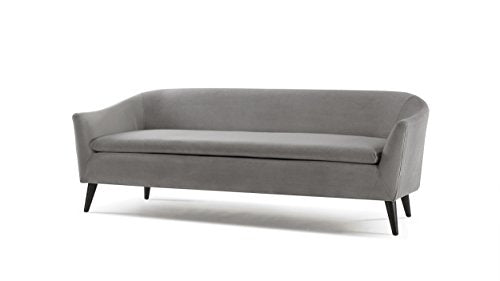 Jennifer Taylor Home 63320-3-865 Lia Sofas, Opal Grey