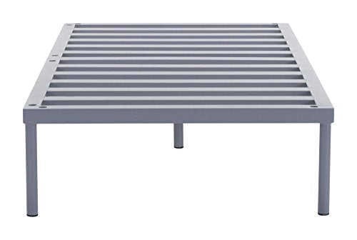 "Sand Beach Double Base Gray Dimensions: 63""W x 31.5""D x 11""H Weight: 37 lbs"