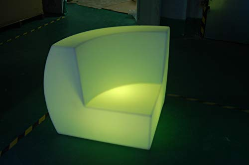 Modern Light Up Home Furniture Led Sofa