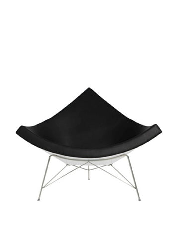 Aeon Furniture Lounge Chair in Black