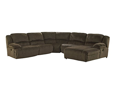 Signature Design by Ashley Toletta Living Room Set with Sectional