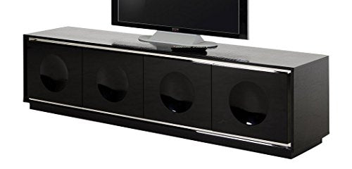 Limari Home LIM-15047 Maria TV Stand, Black