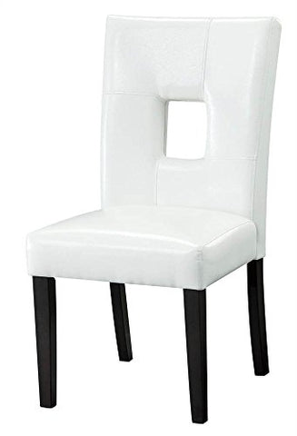 Coaster Home Furnishings CO-103612WHT Dining Chair White
