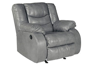 Signature Design by Ashley 3610625 Neverfield Recliner, Iron