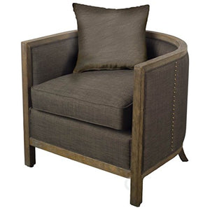 Mercana Enduring Elegance Chair with Black Finish 50512
