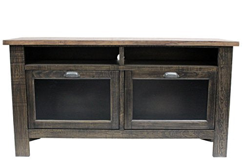 "Emerson Solid Wood 60"" TV Stand, Sideboard Console"