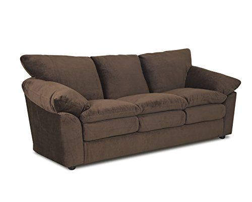 Klaussner Heights Sofa, Brown