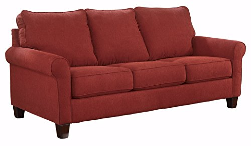 Signature Design by Ashley 2710239 Crimson Sofa Sleeper, Queen