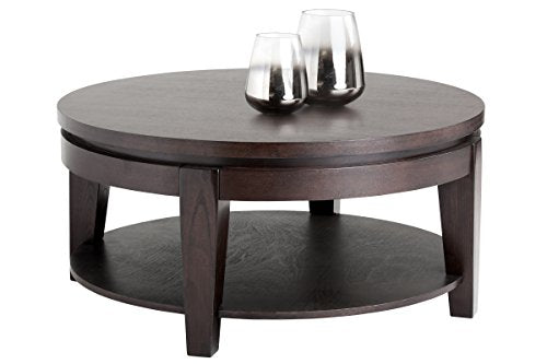 Sunpan Modern 63782 Asia Round Coffee Table
