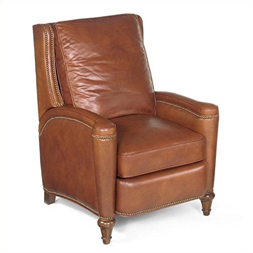 Beaumont Lane Leather Recliner Chair in Valencia Toro