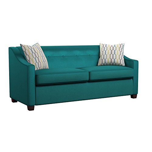 Chelsea Home Furniture Brittany Sofa, Stoked Peacock
