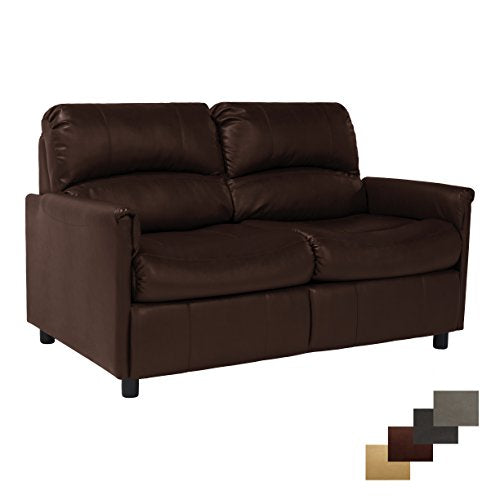"RecPro Charles Collection | 60"" RV Hide A Bed Loveseat 