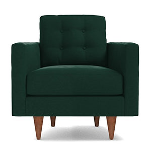 APT2B Logan Chair, Evergreen Velvet