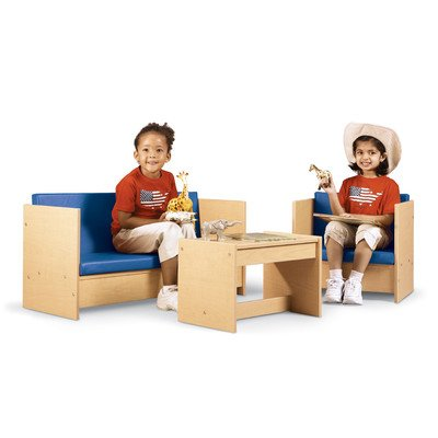 Young Time Living Room Set - 3 Piece Assembled