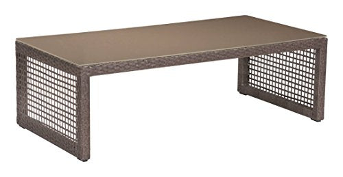 Zuo Cocoa Coronado Coffee Table, Cocoa