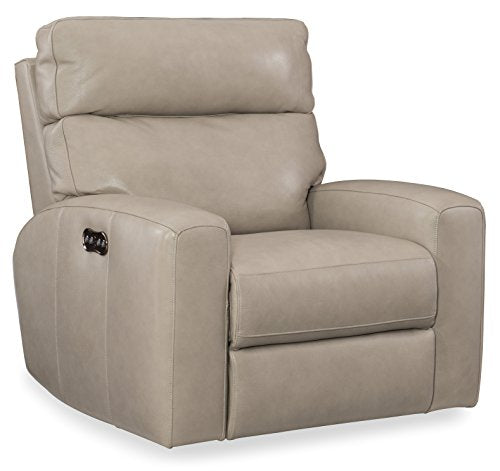 Harris & Terry AMZ3704967 Mowry Motion Recliner w/Power Hdrest Arm Chairs, Beige