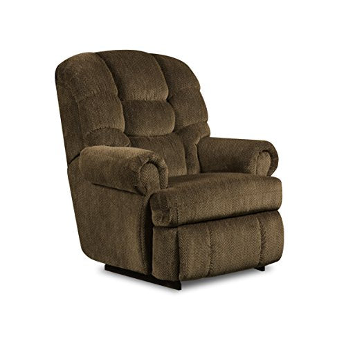Oliver Pierce OP0111 Beaumont Rocker Recliner, Brown
