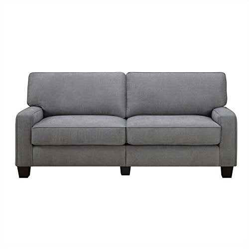 Pemberly Row Sofa in Glacial Gray