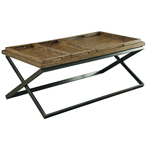 247SHOPATHOME IDF-4317C Ceresco Coffee Table