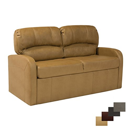"RecPro Charles Collection | 70"" RV Jack Knife Sofa w/Arms 