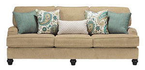 Signature Design by Ashley 5810038 Lochian Sofa, Bisque