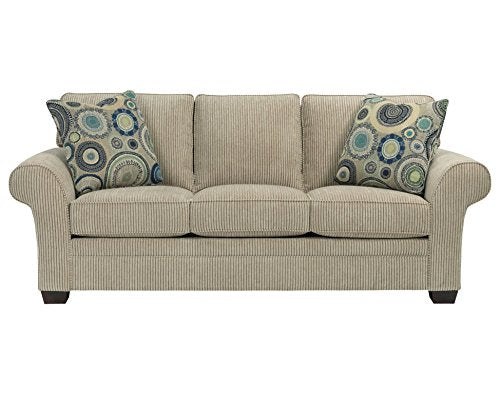 Broyhill Zachary Sofa, Off-White, Beige