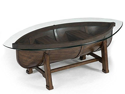 Magnussen Furniture Beaufort Oval Cocktail Table