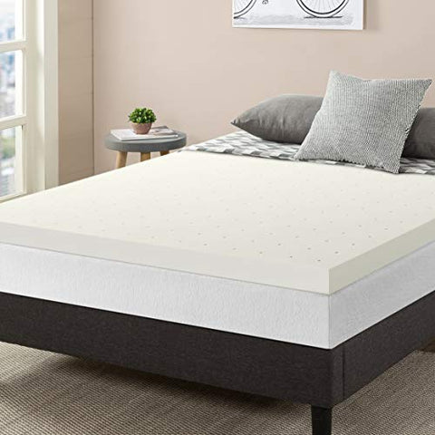 Best Price Mattress King Mattress Topper - 3 Inch Memory Foam Bed Topper with Cooling Mattress Pad, King Size