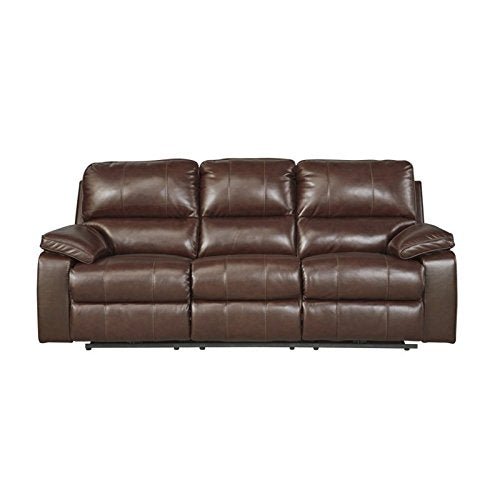 Signature Design by Ashley 5130215 Power Reclining Sofa, Coffee