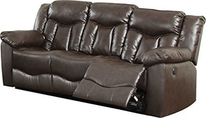 NHI Express James Motion Sofa (1 Pack), Brown
