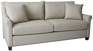 Park View by Bassett Gavigan Sofa, Neutral Straw
