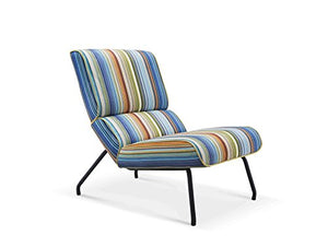 World Mod CH1265-MCO Elouise Chair And Chaise