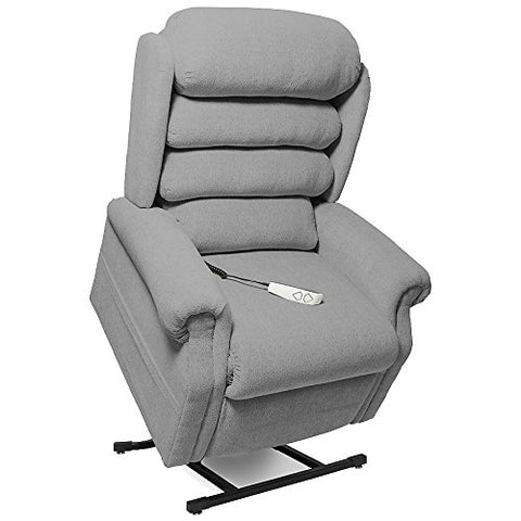 NM-1950LT (Spa) Mega Motion Galaxy Ultimate Power Recliner and Chaise Lounger. Free Curbside Delivery.