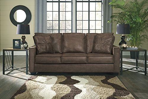 Ashley Furniture Signature Design - Terrington Contemporary Upholstered Sofa - Harness