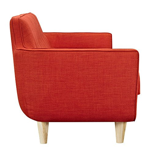 NyeKoncept Agna Sofa in Retro Orange
