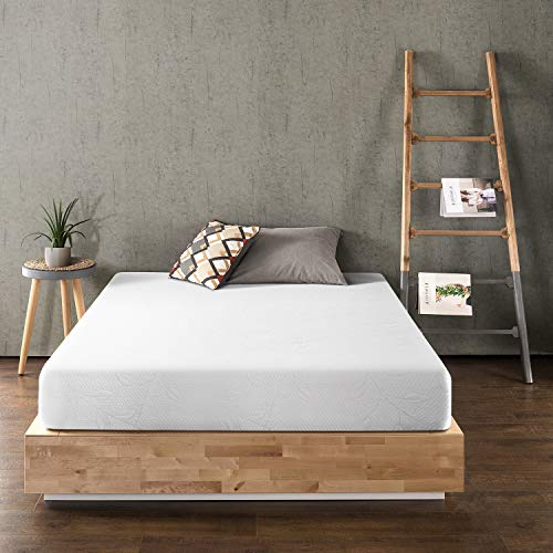 "Best Price Mattress 10"" Air Flow Memory Foam Mattress, Full"