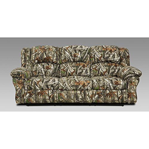 Cambridge 98507DRS-CA Double Reclining Sofas, Camo