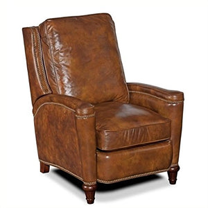 Beaumont Lane Leather Recliner in Twin Oaks Plantation
