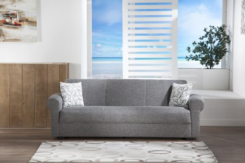 Elita Sofa Sleeper - Diego Gray