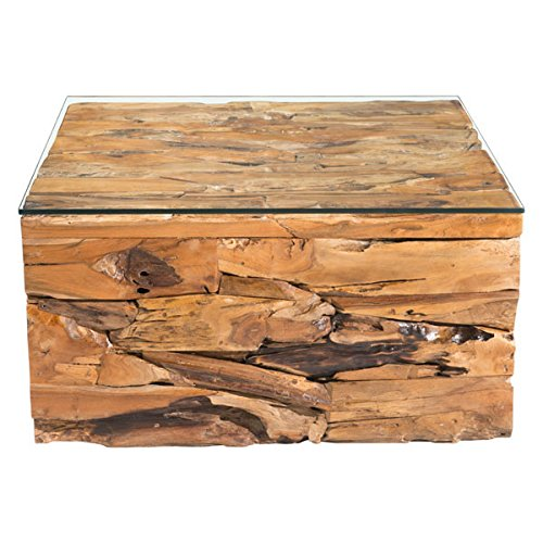 Zuo Erosion Coffee Table, Natural