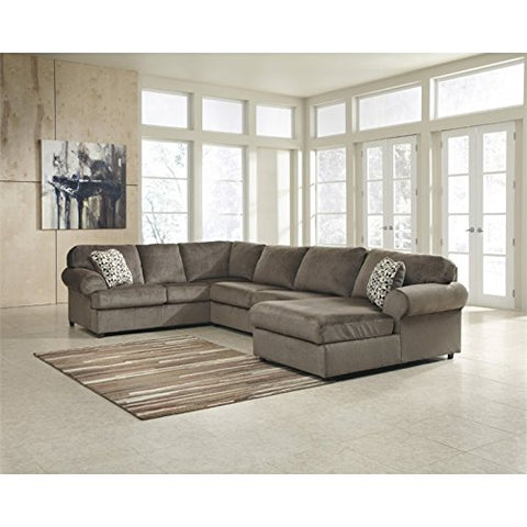 BOWERY HILL Place U-Shaped Sectional in Dune