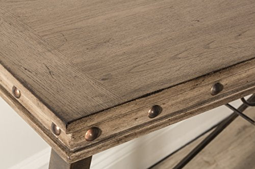 Hillsdale Emmons Coffee Table, Washed Gray