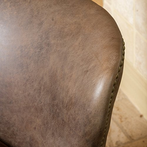 Christopher Knight Home 296152 Cumbrae Arm Chair, Brown