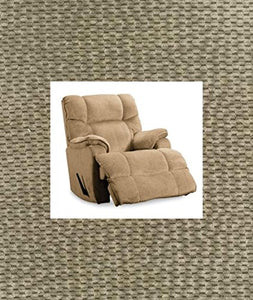 1413-4312-17 Lane Rancho Big Man Comfort King Wall Saver Recliner. Made for The Big Guy Or Gal