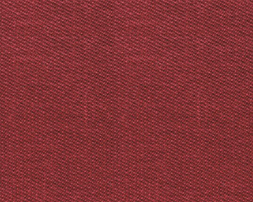 Zeth Crimson Tone Fabric Upholstery Contemporary Design Queen Size Sofa Sleeper