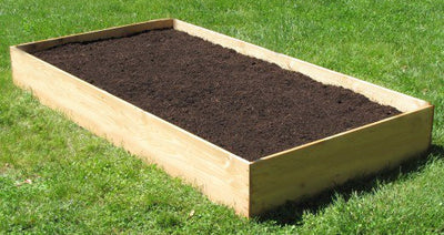 Raised Bed Organic Garden Soil