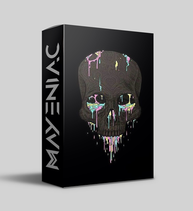 Mayeniac - The Descent (Drum Kit)