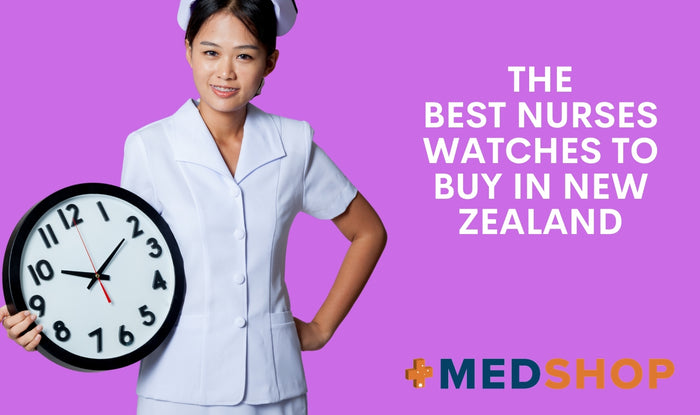 The Best Nurses Watches to Buy in New Zealand