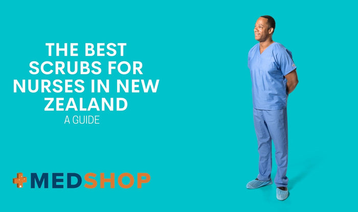 The Best Scrubs for Nurses in New Zealand